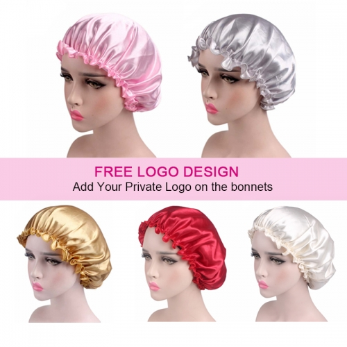 Bonnets/Sleeping Caps Free Shipping(30 Piece,can add your logo)